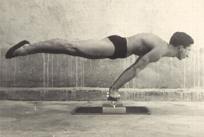 Planche Is An Advanced Exercise