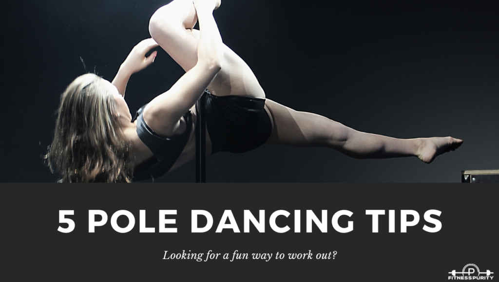 pole dancing tips for beginners
