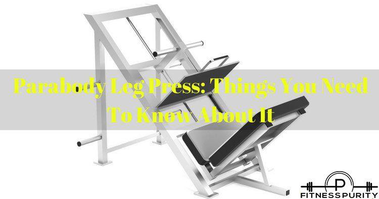 Parabody Leg Press