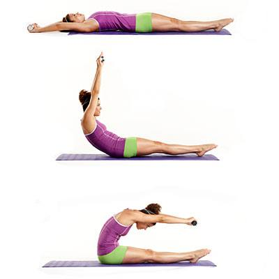 Rolling Sit-Up