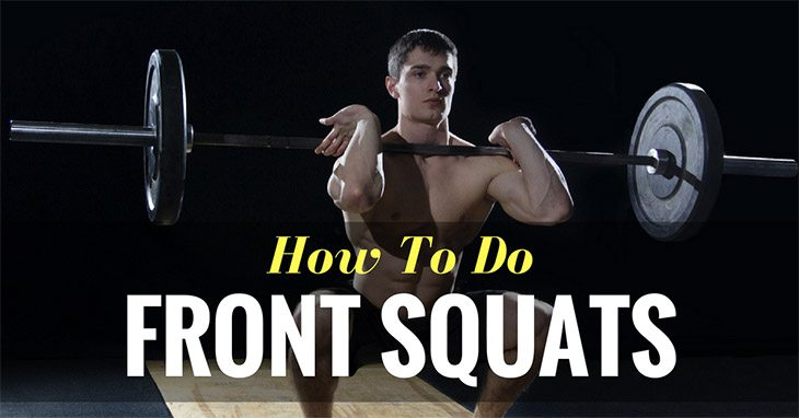 How To Do Front Squats