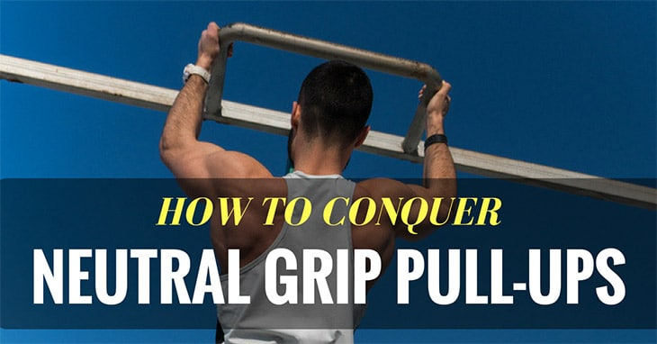 Neutral Grip Pull Ups