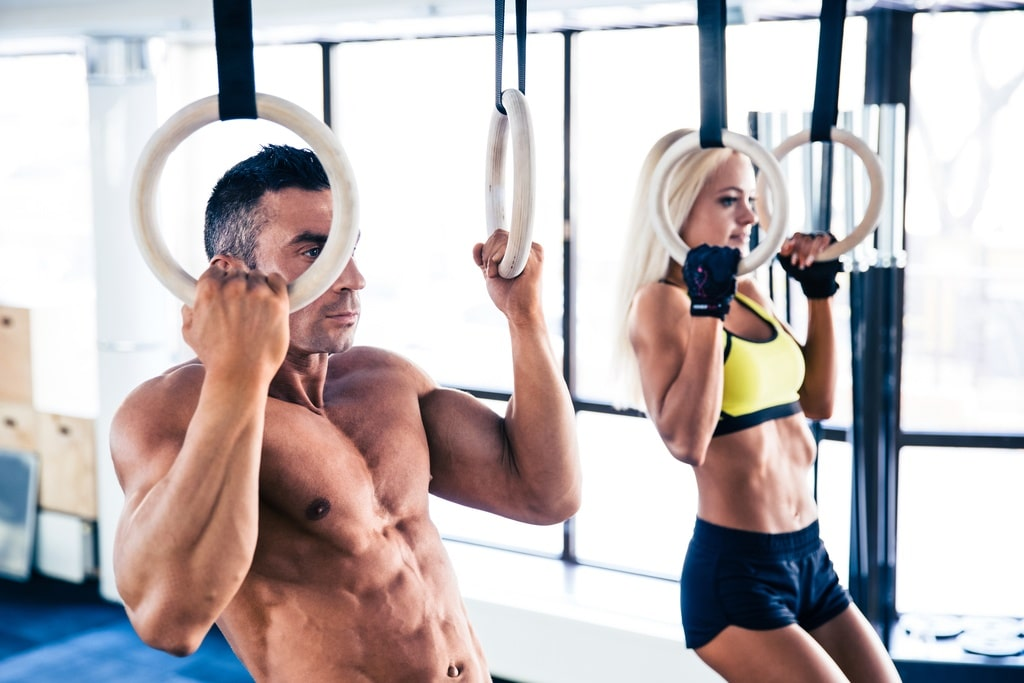 How To Do Ring Pull Ups - Including Upside Down Pull Ups!