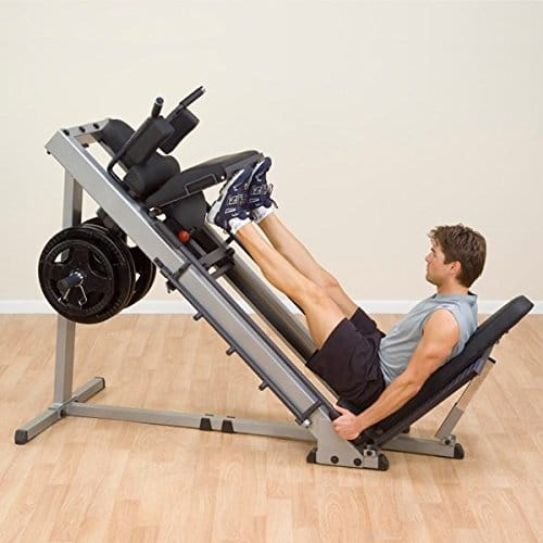 calf raise leg press