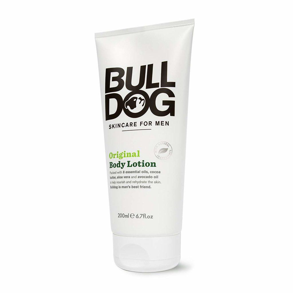 Bulldog Natural Skincare for Men Original Body Lotion