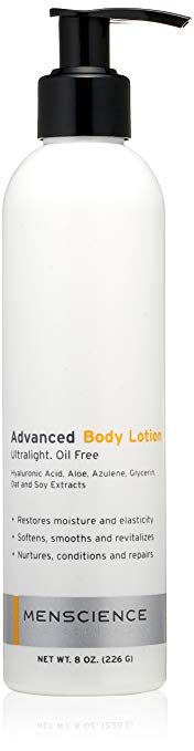 Men Science Androceuticals Advanced Body Lotion