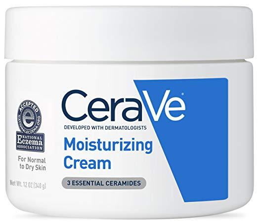 CeraVe Moisturizing Cream Body Moisturizer