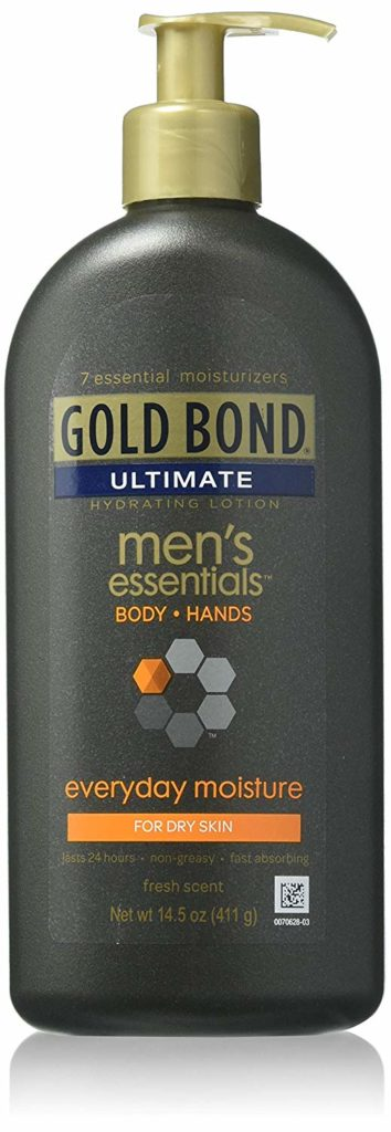 Gold Bond Men's Everyday Essentials Lotion