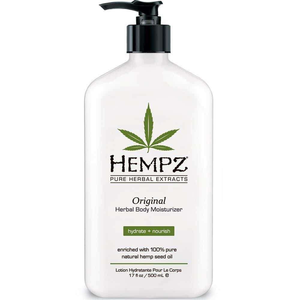 HEMPZ Pure Herbal Extract:Original Herbal body Moisturizer